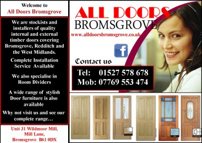 ALL DOORS BROMSGROVE