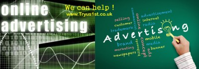 Advertising Bromsgrove, Redditch, Droitwich, Rubery & Surrounding areas