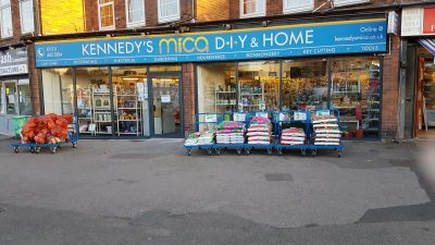 KENNEDYS MICA HARDWARE Rubery