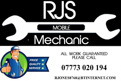 RJS Mobile Mechanic Redditch