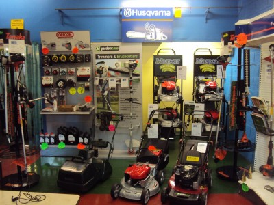 SAWS & MOWERS Droitwich