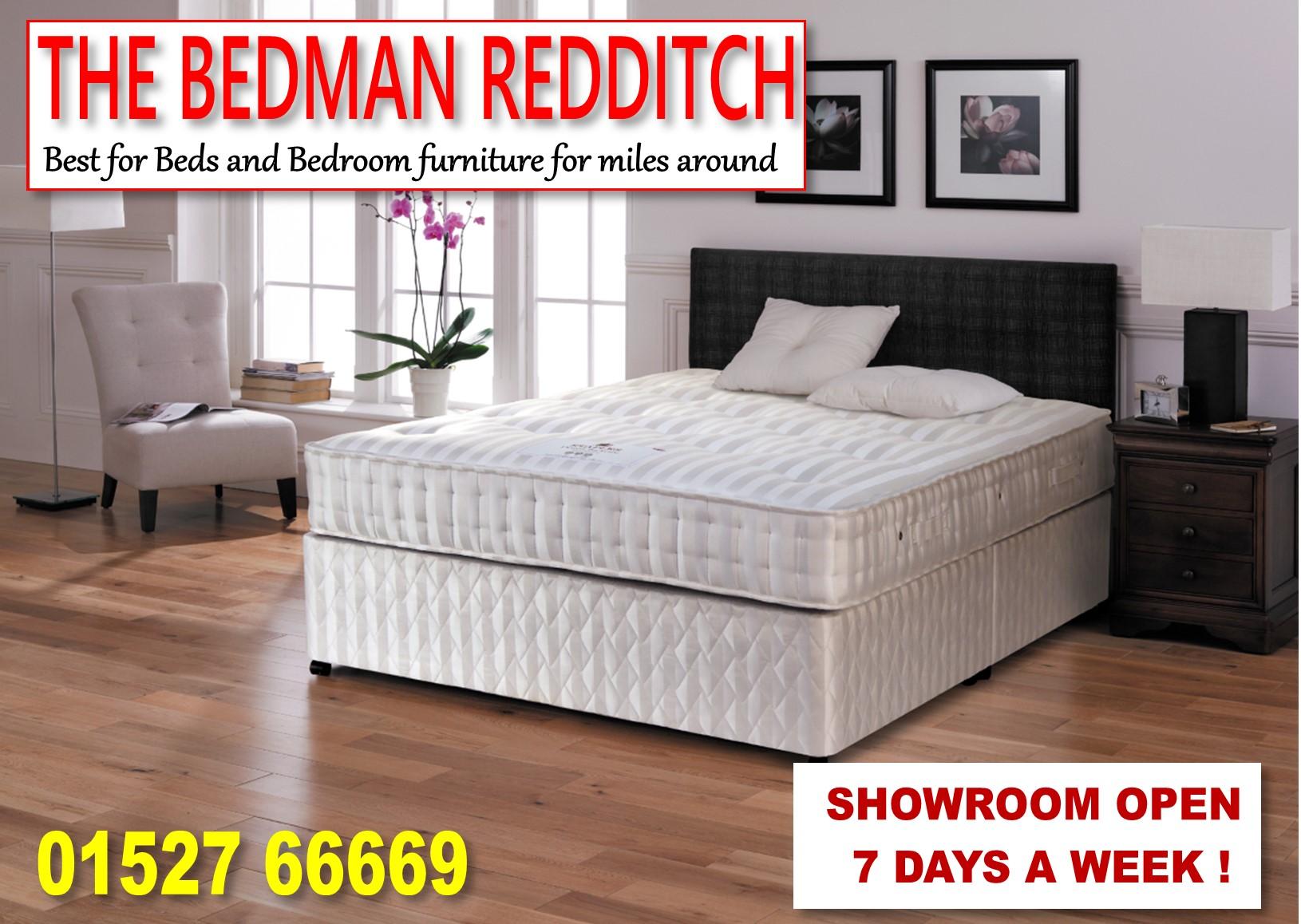 The bedman redditch