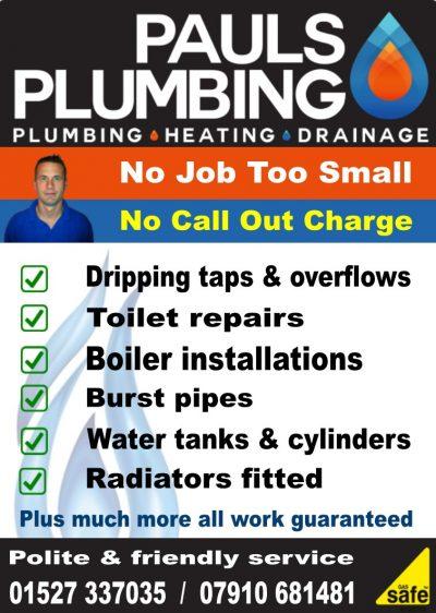 Pauls Plumbing