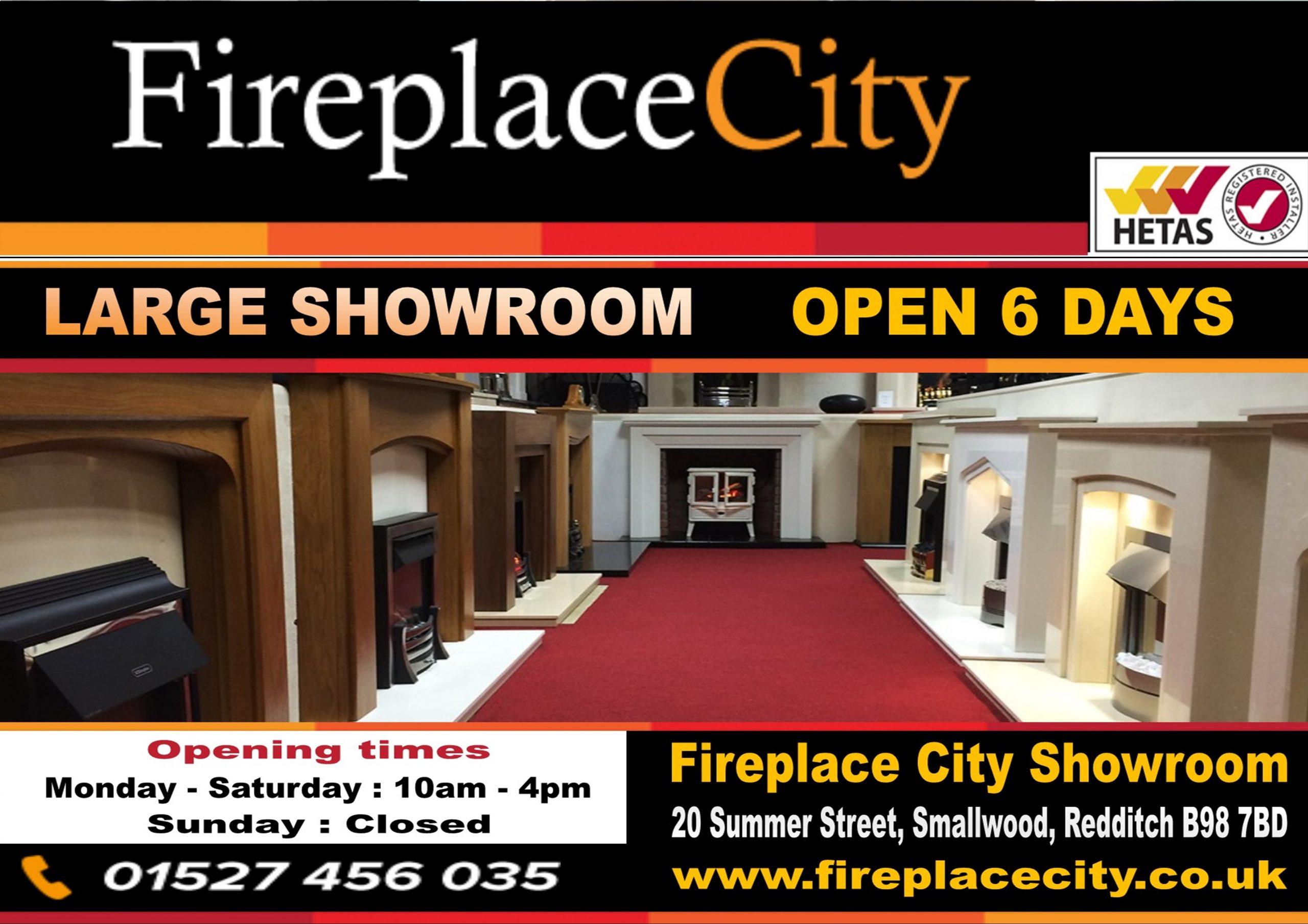 fireplace city redditch