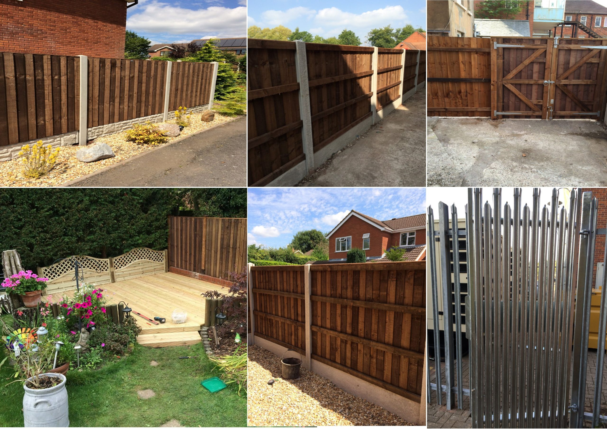 sambourne fencing and landscaping