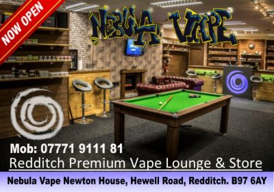 Nebula Vape Redditch Discount Vape Shop