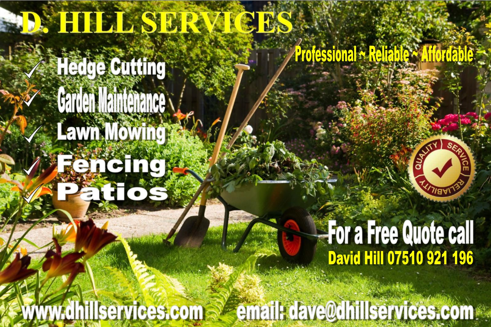 D Hill Services