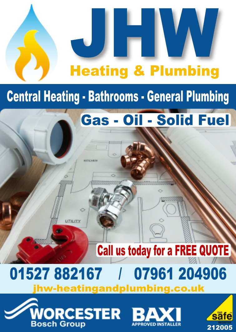 JHW Heating and Plumbing