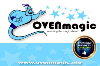 OvenMagic Oven Cleaning
