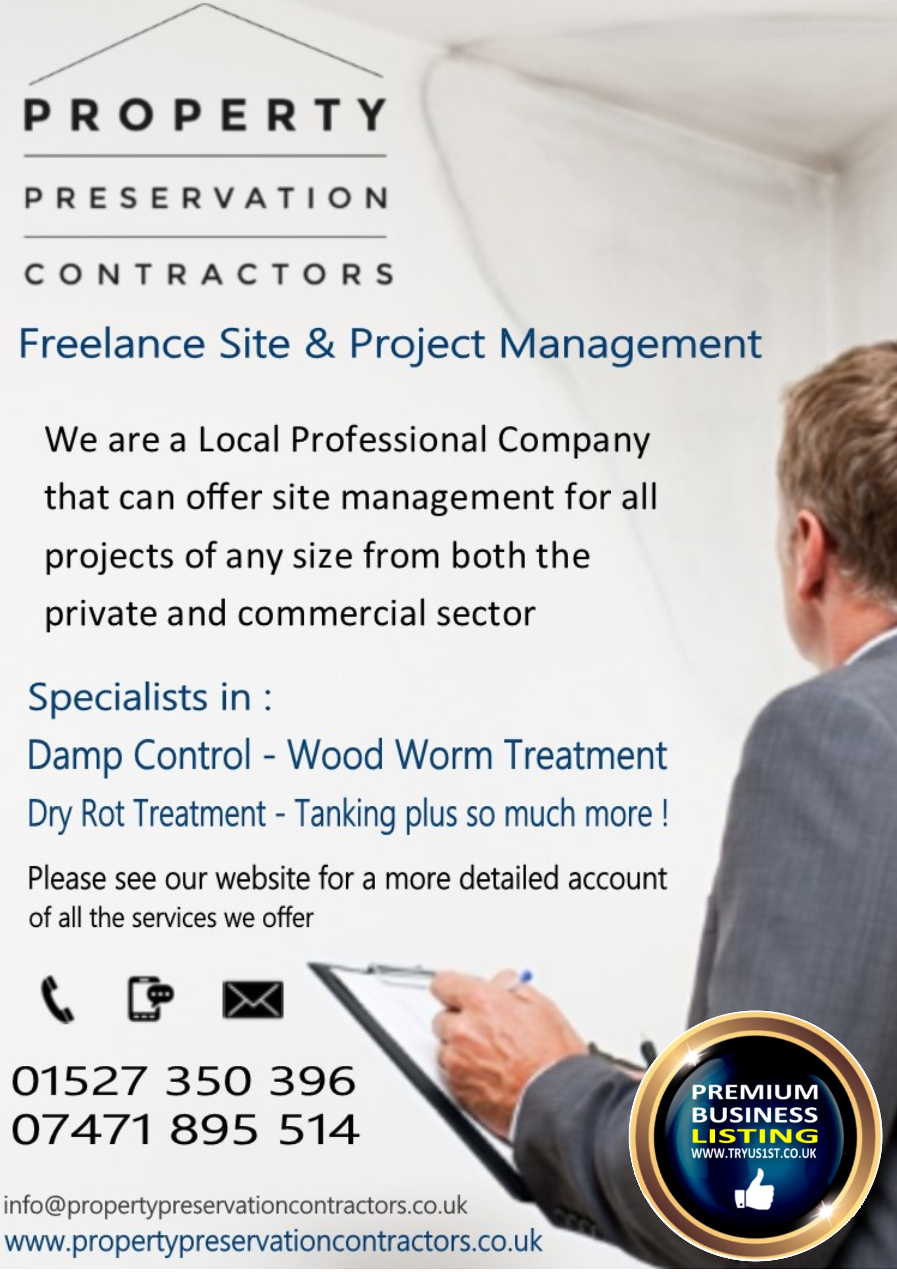 property preservation contractors