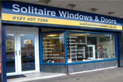 Solitaire Windows * Doors * Conservatories