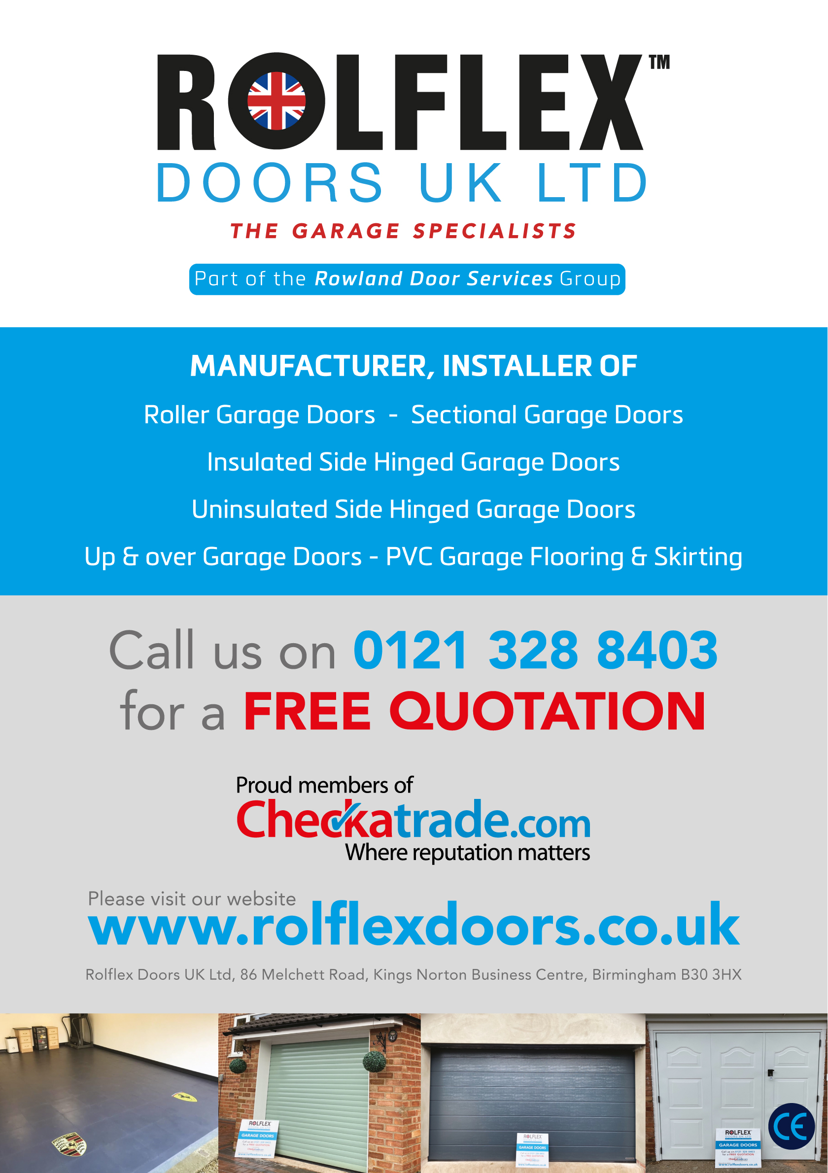 rolflex doors uk ltd