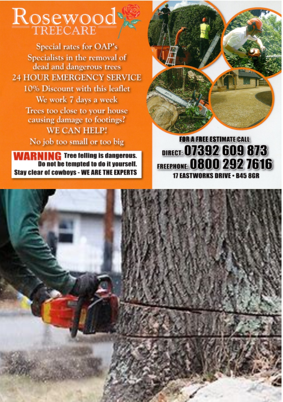 rosewood treecare