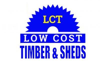 Low Cost Timber & Sheds