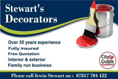 Stewart's Decorators