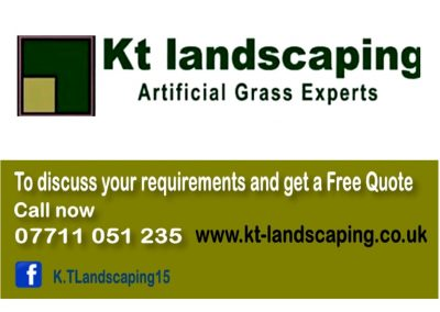 Kt Landscaping Artificial Grass Experts