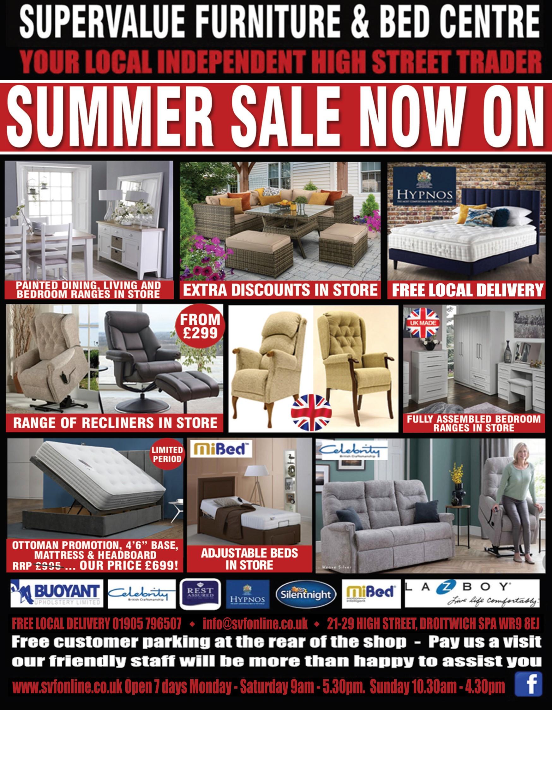 Super Value Furniture Droitwich